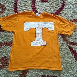 Men's Tennessee volunteers tshir